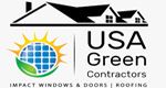 USA Green Contractors - Logo