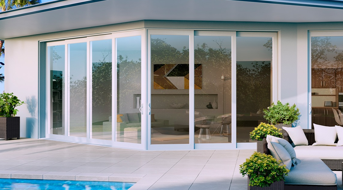 PREMIUM SLIDING GLASS DOORS
